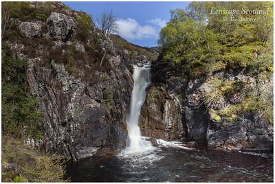 Falls of Kirkaig, Inverkirkaig, Lochinver (1)