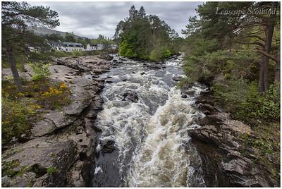 Falls of Dochart, Killin (3)