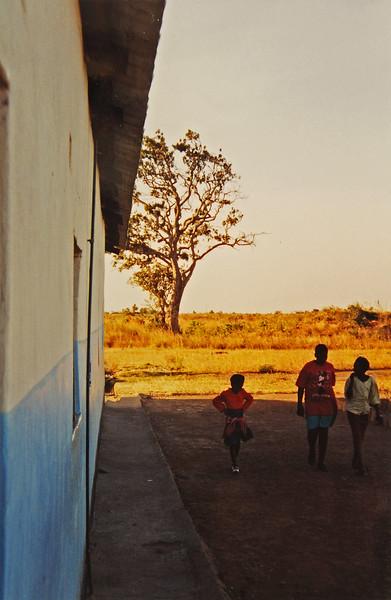 Children in Lusaka, Zambia Africa