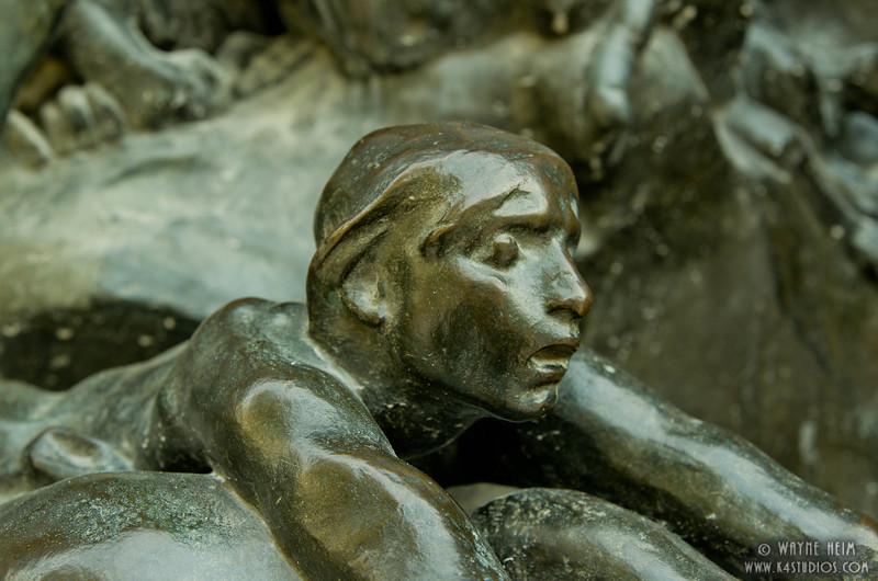 Bronze    Photography by Wayne Heim