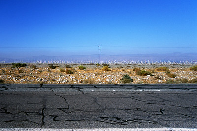 Wind Farm - Southern California, USA - August 1995