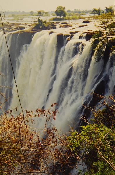 Victoria Falls, Zambia Africa