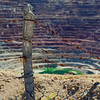 New Cornelia Mine Ajo, Arizona - <br /> Abandoned in 1983