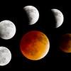 Lunar Eclipse - April, 2014
