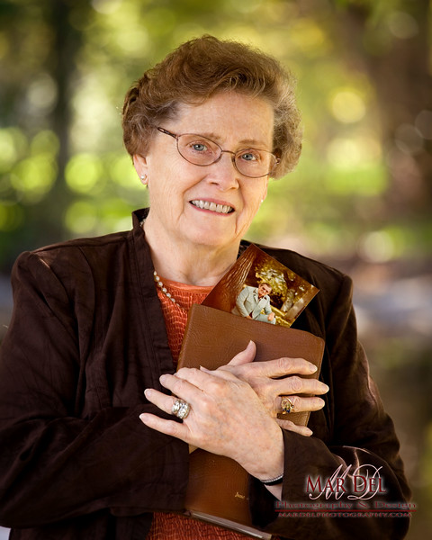 Senior missionary photo