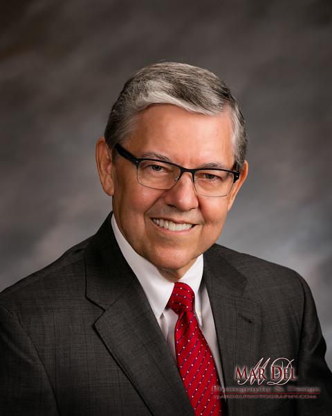 Older Missionary Portrait