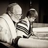 Rabbi and Bar Mitzvah