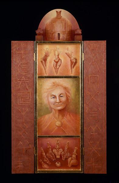 Frances Gimbutas 1