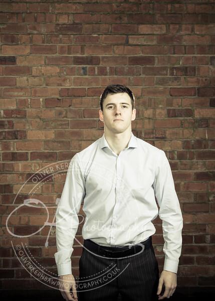 Sean male model