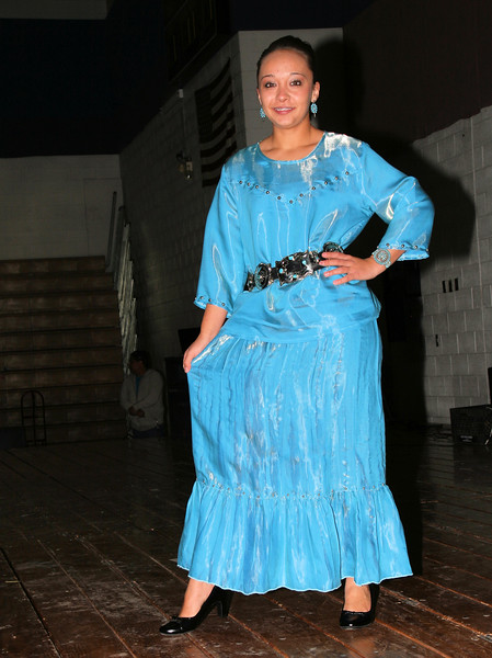 Chinle Fashion Show