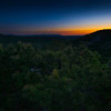 Distant Catskills from the Millbrook Ridge | 5:07 am
