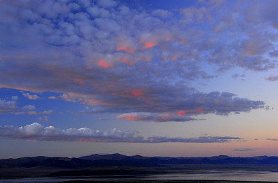 Evening Light, Mono Lake