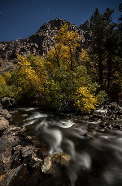 Rush Creek and Fall Colors