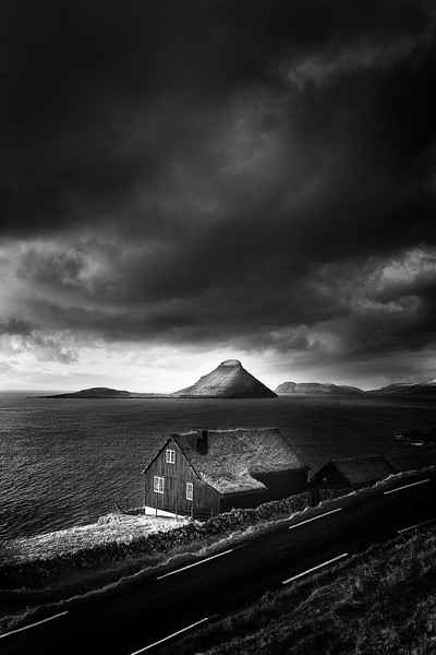 Illuminated, Faroe islands