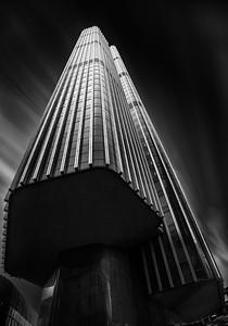 Financial district, London, UK