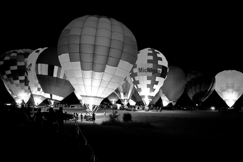 Howell Balloon Festival<br /> Howell, MI