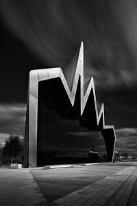 Skyward, transport museum, Glasgow, Scotland