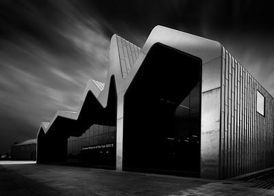 Transport museum, Glasgow, Scotland