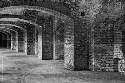 Fort Point, San Francisco Canon 7D, 17-55mm