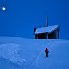 Chapelle au clair de lune
