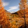 October Saas Fee Switzerland