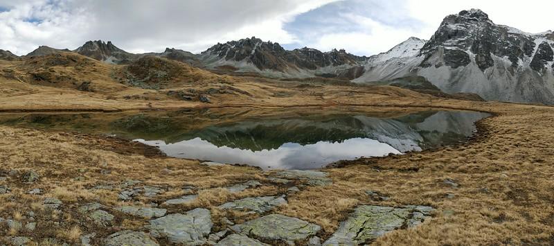 Lac de L'armina St-Luc