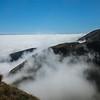 Brouillard sous le Reculet