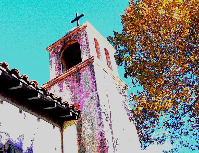 Tlaquepaque Chapel Tower