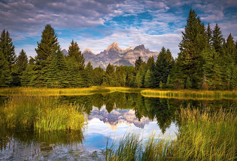 Teton Mountain Magic