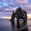 Hvitserkur Offshore Rock