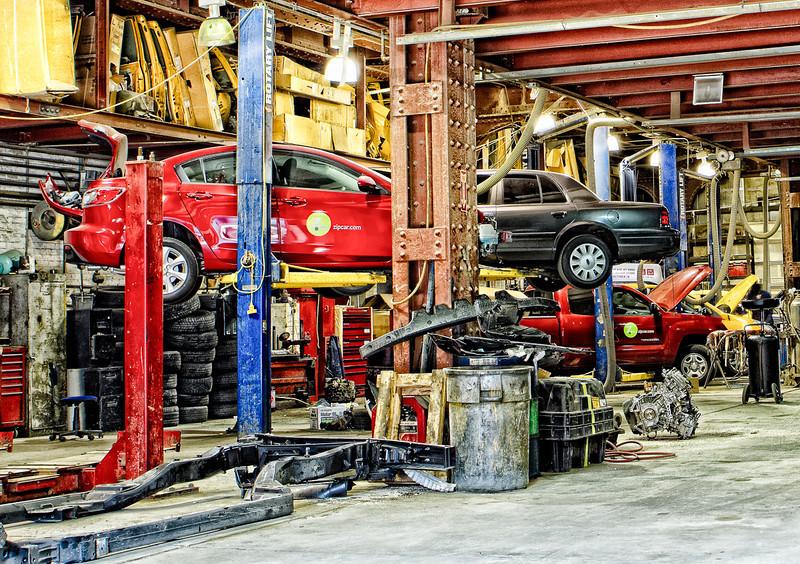 Garage Grung