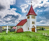 Oddi Church, South Iceland