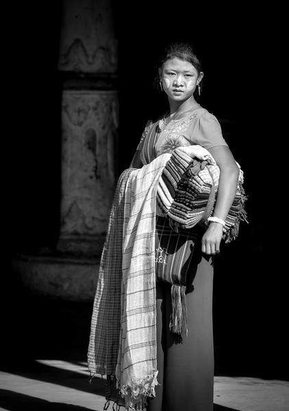 Young Myanmar Merchant