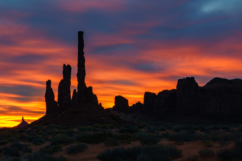 Totems' First Light