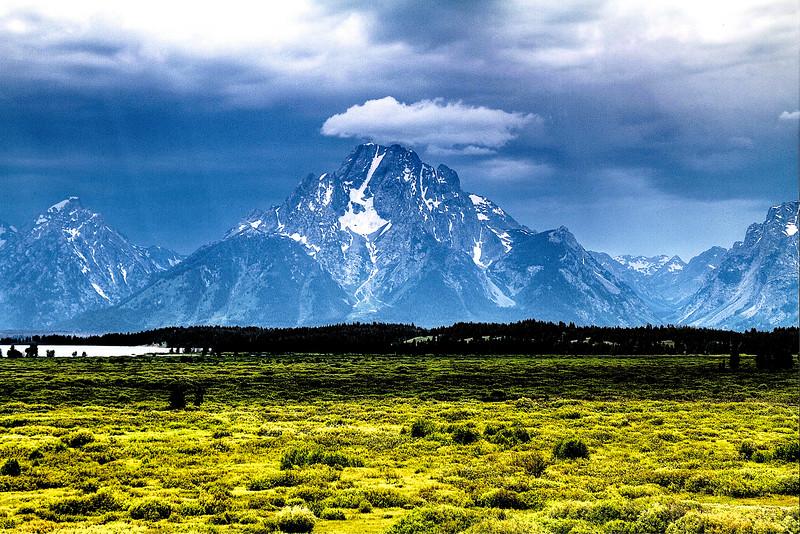 The Teton experience