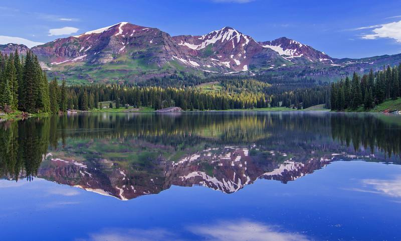 Lake Irwin Reflection