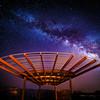Milky Way Over Posse Grounds