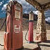 Gas Pumps on Route 66