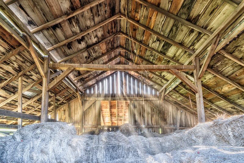 Palouse Hay Barn