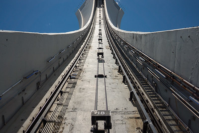 Montreal Tower Incline