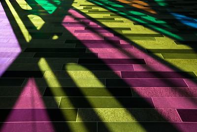 Palais des congrès: floor