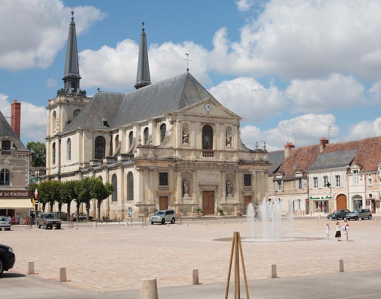 Richelieu in the Loire Valley