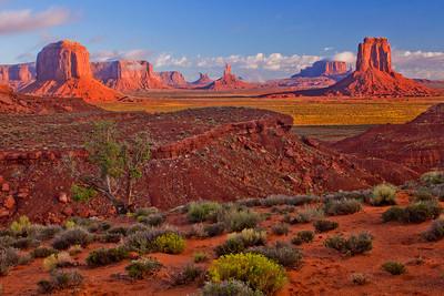 Item# 4671 Monument Valley
