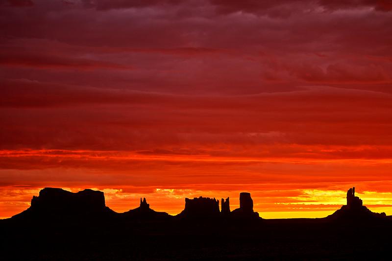 Sunrise Spectacular