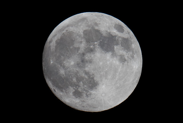 Super Moon (25th May 2021)