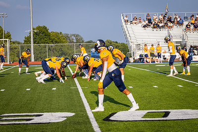 Liberty North Football