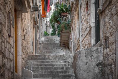Stairways of Dubrovnik #1