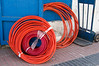 Hoses for sale.