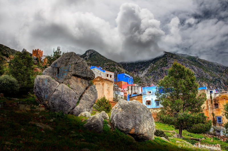 Rif Mountains of Chefchaouen