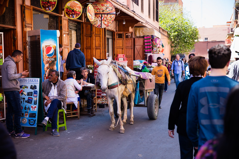 Moroccan Uber